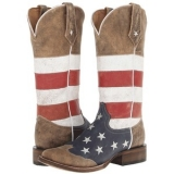 Roper American Flag Cowgirl Boots