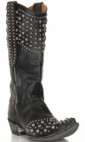 Jeweled Cowgirl Boots with rhinestones