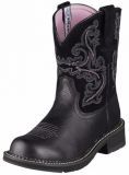 Ariat Black Cowgirl Boots for Women