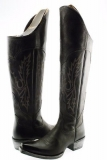 Black Cowgirl Boots on Sale