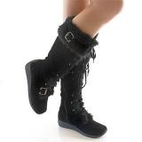 Best black winter boots for women