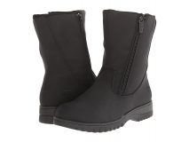 Black Winter Boots Cheap
