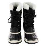 Black Winter Boots Women Images