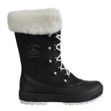 Black Winter Boots Womens