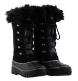 Buy Online Black Winter Boots Women