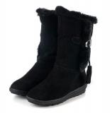 Womens Winter Boots Black