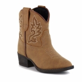 Brown Dressy Cowgirl Boots