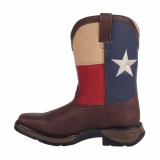Kids Brown Cowgirl Boots