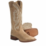 Light Brown Cowgirl Boots