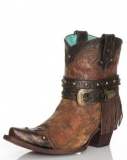 Womens Fringe Cowgirl Boots