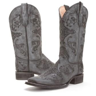 Extra Wide Calf Cowgirl Boots Plus Size Extra Wide Calf