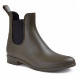 Brown Rain Boots for Women