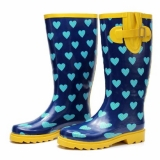 Colorful Rain Boots for Women