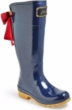 Navy Rain Boots for Women