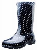 Polka Dot Rain Boots for Women