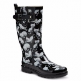 Printed Rain Boots for Women