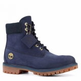 Blue Timberland Boots for Kids