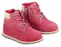 Pink Timberland Boots for Kids