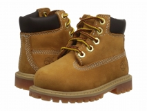 Wheat Timberland Boots for Kids