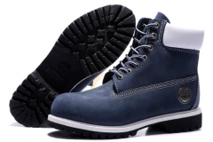 Blue Timberland Boots for Men