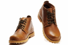 Leather Timberland Boots for Men