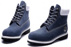 Blue Timberland Boots for Women