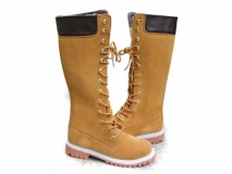 Long Timberland Boots for Women