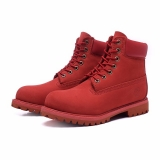 Red Timberland Boots for Women