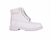 White Timberland Boots for Women