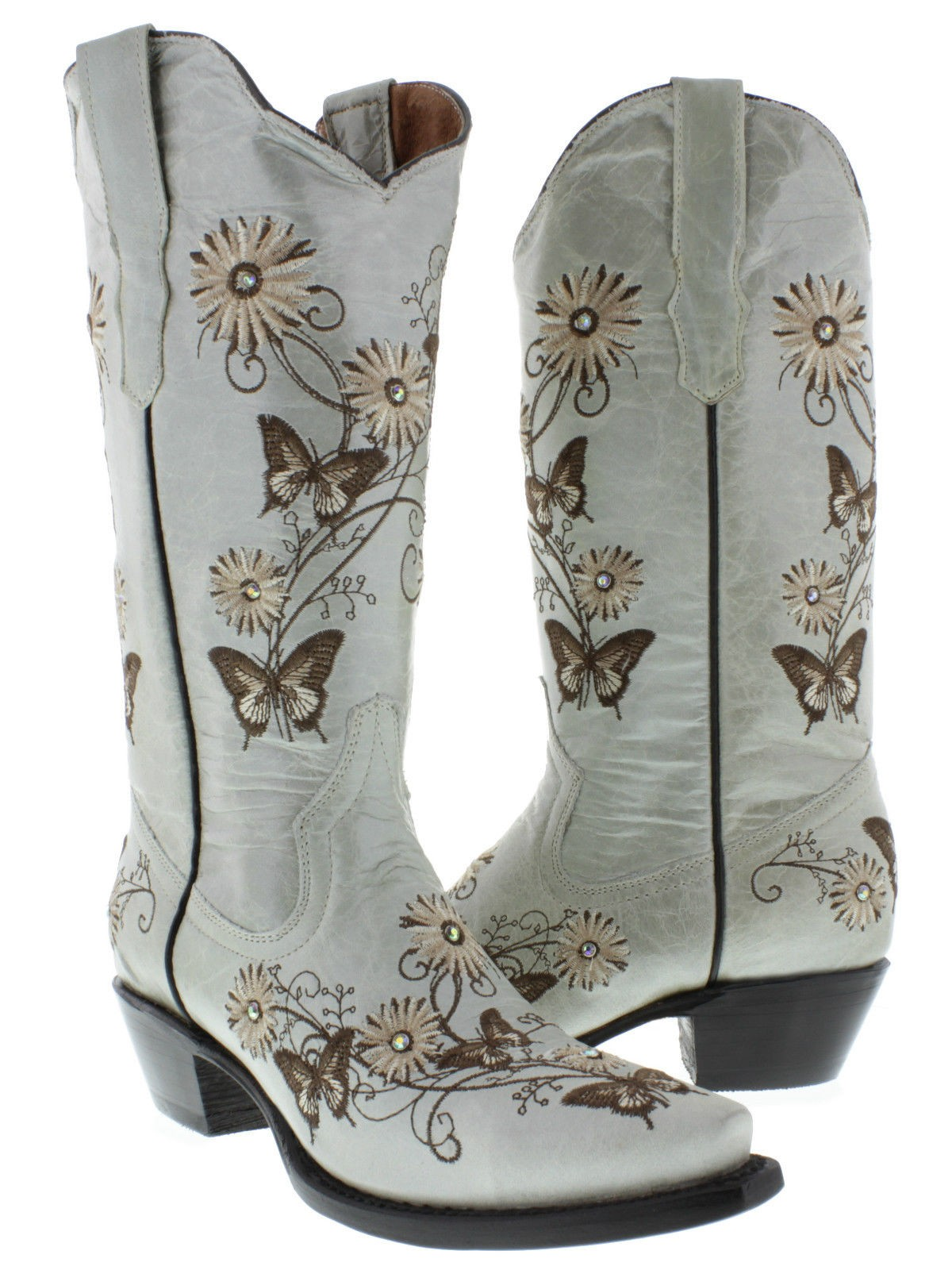 White Cowgirl Boots | White Cowgirl Boots for Women