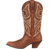 Extra Wide Calf Cowgirl Boots
