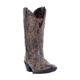 Tall wide calf cowgirl boots