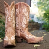 WIde Calf Cowgirl Boots for Women