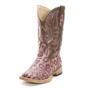 Pictures of Pink Cowgirl Boots