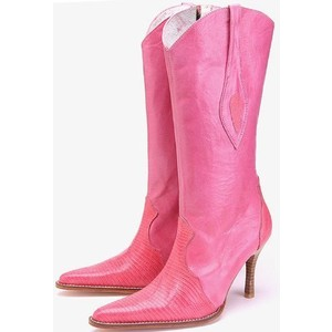 Pink Cowgirl Boots Online
