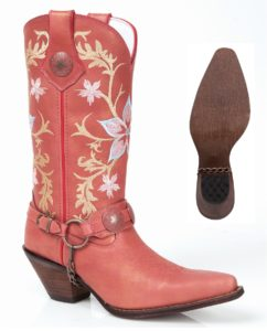 Pink Durango Cowgirl Boots