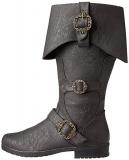 Flat Pirate Boots Women