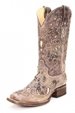 Cheap Brown Cowgirl Boots
