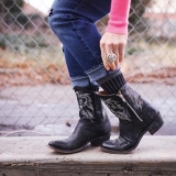 Cheap Cowgirl Boots under 20
