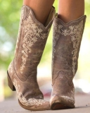 Ladies Cheap Cowgirl Boots