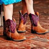 Kids Boots Cowgirl