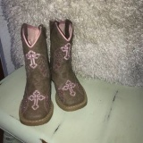 Kid's Cowgirl Boots