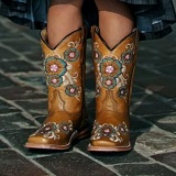 Kids Cowgirl Boots