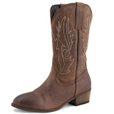 Cowgirl Boots Round Toe
