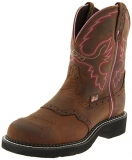 Western Cowgirl Boots Round Toe