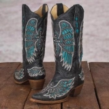 Best Cowgirl Boots with Cross
