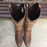 Cowgirl Boots for Plus Size Calves
