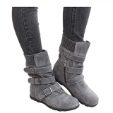 Women High Top Boots