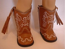 Cowgirl Infant Boots