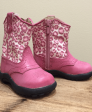 Infant Girl Cowgirl Boots